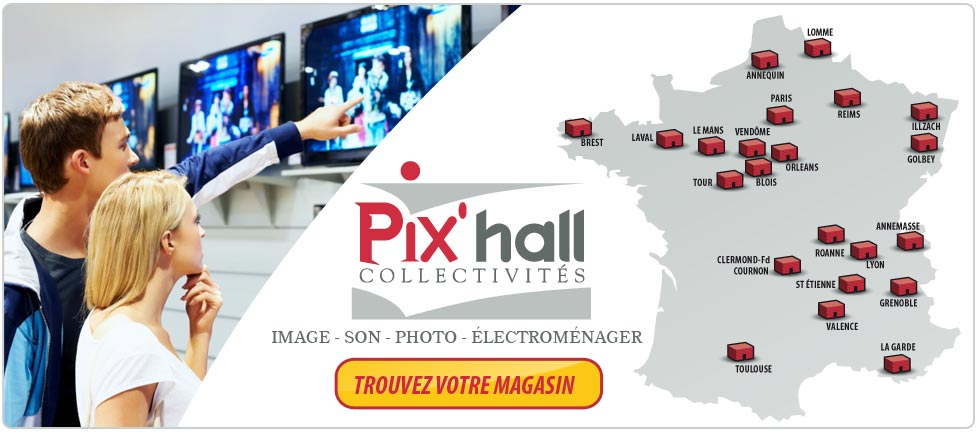 magasin pixhall